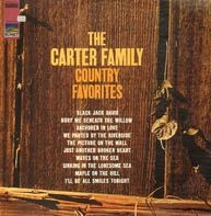 The Carter Family - Country Favourites