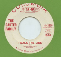 The Carter Family - I Walk The Line / For Lovin' Me