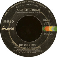 The Chi-Lites - A Letter to Myself
