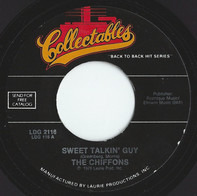 The Chiffons - Sweet Talkin' Guy