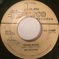 The Coasters - Young Blood / Searchin'