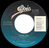 The Cover Girls - Thank You / Wishing On A Star (Spanish Version)