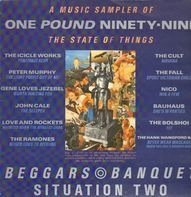 The Cult, Bauhaus, The Ramones, Nico a.o. - One Pound Ninety-Nine - A Music Sampler Of The State Of Things