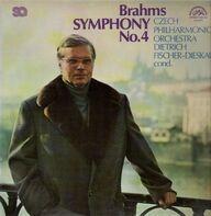 The Czech Philharmonic Orchestra , Dietrich Fischer-Dieskau - Johannes Brahms - Symphony No.4