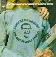 The Dave Brubeck Quartet - Brubeck On Campus