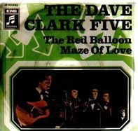 The Dave Clark Five - the red balloon / maze of love