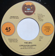 The dB's - Love Is For Lovers