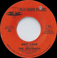 The Delfonics - Hey! Love