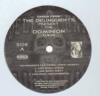 The Delinquents - Like What / Silly Ni##a