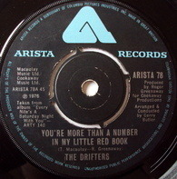 The Drifters - You're More Than A Number In My Little Red Book