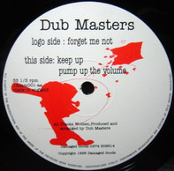 The Dub Masters - Forget Me Not