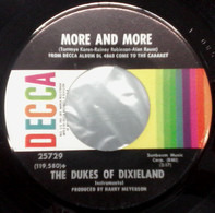 The Dukes Of Dixieland - More And More / Smile