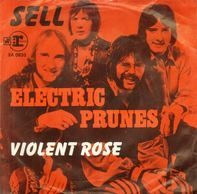 The Electric Prunes - Sell / Violent Rose