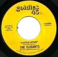 The Elegants / Poni-tails - Little Star / Born Too Late