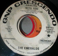 The Emeralds - Dancing With You