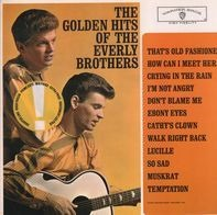 Everly Brothers - The Golden Hits Of