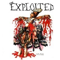 The Exploited - Jesus Is Dead EP
