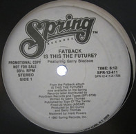 The Fatback Band - Is This The Future?