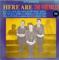 The Fireballs - Here Are The Fireballs