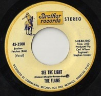 The Flames - See The Light
