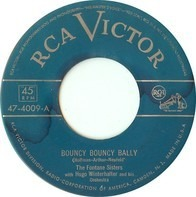 The Fontane Sisters - Bouncy Bouncy Bally