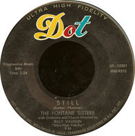 The Fontane Sisters - Still / Please Don't Leave Me