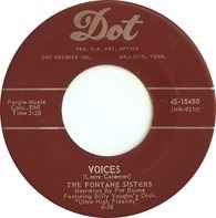The Fontane Sisters - Voices / Lonesome Lover Blues