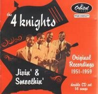 The Four Knights - Jivin' & Smoothin' Original Recordings 1951-1959