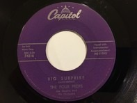 The Four Preps , Joe Maphis And His Orchestra - Big Surprise / Try My Arms