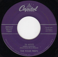 The Four Preps - 26 Miles (Santa Catalina) / It's You