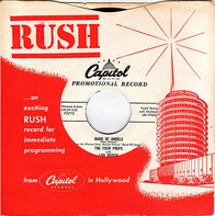 The Four Preps With Lou Busch & His Orchestra - Band Of Angels / How About That?
