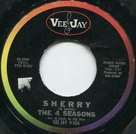 The Four Seasons - Sherry / I've Cried Before