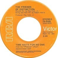 The Friends Of Distinction - Time Waits For No One / New Mother Nature