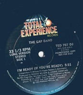 The Gap Band - I'm Ready (If You're Ready)