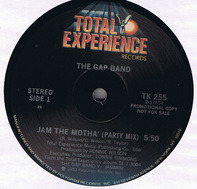 The Gap Band - Jam The Motha'