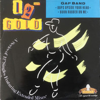 The Gap Band - Oops Upside Your Head / Burn Rubber On Me