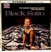 The George Shearing Quintet - Black Satin