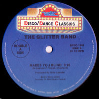 The Glitter Band - Makes You Blind