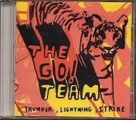 The Go! Team - Thunder Lightning Strike