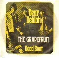 The Grapefruit - Dead Boot / Dear Delilah