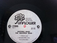 The Grateful Dead - Historic Dead