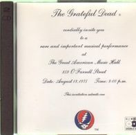 The Grateful Dead - One From The Vault