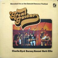 The Great Guitars - Charlie Byrd / Barney Kessel / Herb Ellis - Great Guitars