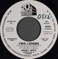 The Harry Betts Orchestra & Chorus - Two Lovers
