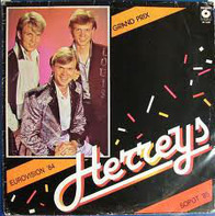 The Herrey's - Grand Prix Eurovision '84 Sopot '85