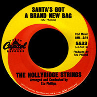 The Hollyridge Strings - Santa's Got A Brand New Bag