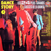 The Hotvill's - Dance Story, Vol. 1 - Les 24 Plus Grands Succes De La Danse