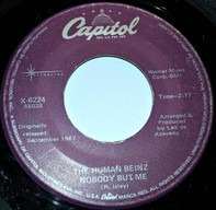 The Human Beinz / People - Nobody But Me / I Love You
