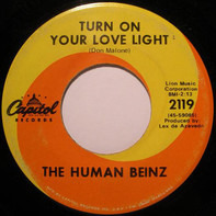 The Human Beinz - Turn On Your Love Light