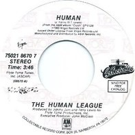 The Human League - Human  / Love Is All That Matters